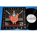 "O Lendário Chucrobillyman - The Chicken Album 10"" Lp  2008 Alemanha"